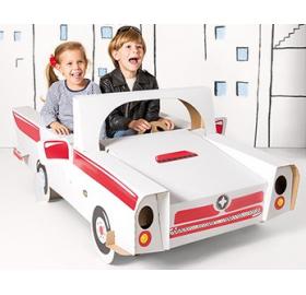 papp bil, tektorado bil, super auto, papp bil for å bygge